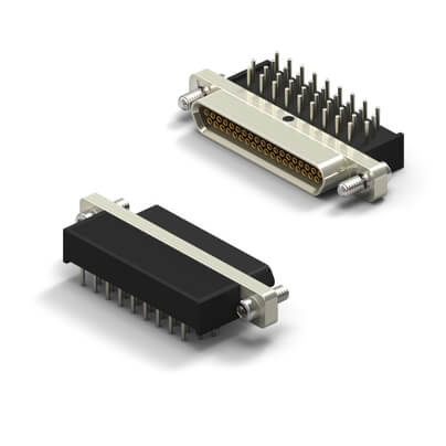 CA18R37S0-S02-F01L |  MicroD Circuit - Style 18 Low Profile - Metal Shell